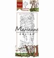 Marianne Design clear stamp Hetty's Autumn Forest HT1636