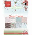 Marianne Design Pretty Papers Forest Dream PK9158