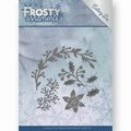 Jeanine's Art Snijmal Frosty Ornaments - Branches JAD10049