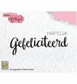 Nellie Snellen Clear Stamp Dutch Texts DTCS019