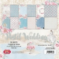 Craft & You Papierblok Pastel Wedding CPB-PW15 per stuk