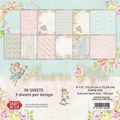 Craft & You Papierblok Amore Mio CPB-AM15 per stuk