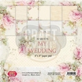 Craft & You Papierblok My Wedding CPB-MW15 per stuk
