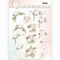 Precious Marieke knipvel Believe in Pink CD11142 per vel