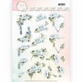 Precious Marieke knipvel Blue Dreams CD11141 per vel