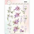 Precious Marieke knipvel Lilac Mist CD11140
