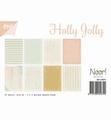 Joy! Crafts Papierset Holly Jolly 6011/0571