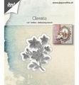 Joy Crafts Snijmal Clematis 6002/1123 per stuk