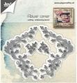 Joy Crafts Snijmal Hoek, Siertak 6002/1122 per stuk