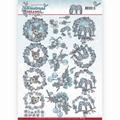 Yvonne Creations knipvel Animals CD11135 per vel