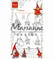 Marianne Design clear stamp Hetty's Gnomes HT1639