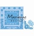 Marianne Design Creatables Anja's Lacy Folding Die LR0553 per stuk