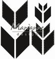 Marianne Design Craftables Nordic Star CR1449 per stuk