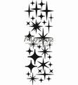 Marianne Design Craftables Punch Die: Star CR1448 per stuk