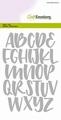 Craft Emotions Snijmal Alphabet Handlettering 115633/0512