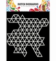 Dutch Doobadoo Dutch Mask Art Triangle 470.715.612