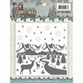 Amy Design Embossing Folder ADEMB10010 per stuk
