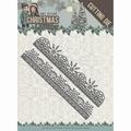 Amy Design Snijmal Snowflake Borders ADD10150 per stuk