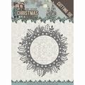 Amy Design Snijmal Holly Wreath ADD10149 per stuk