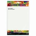 Ranger Alcohol Ink Yupo Paper White TAC49715 per verpakking