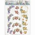 Precious Marieke knipvel Winter Flowers Helleborus CD11189 per vel
