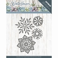Precious Marieke Snijmal Winter Flowers Ice Flowers PM10143