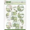 Jeanine's Art Knipvel Landscapes - Winter Landscapes CD11173