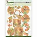 Jeanine's Art Knipvel Landscapes - Fall Landscapes CD11172
