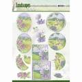 Jeanine's Art Knipvel Landscapes - Spring Landscapes CD11170