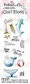 Polka Doodles Clear Stamp Oceania PDCS0104