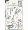 Joy! Crafts Clear Stamp Winterfun 6410/0494
