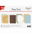 Joy! Crafts Papierset Happy Travel 6011/0593 per stuk