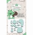 Joy Crafts Snijmal Samuel Squirl 6002/3123