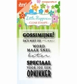 Joy! Crafts Clear Stamp Gossimijne! 6410/0473 per stuk
