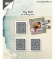 Joy Crafts Snijmal Fijne Tabs 6002/1191 per stuk