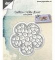Joy Crafts Snijmal Craquelé Bloem 6002/1155 per stuk