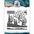 Amy Design Snijmal Keep it Cool - Cool Forest ADD10160
