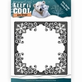 Amy Design Snijmal Keep it Cool - Cool Square Frame ADD10158