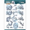 Amy Design knipvel Keep it Cool - Cool Birds CD11204