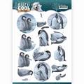 Amy Design knipvel Keep it Cool - Cool Penguin CD11203