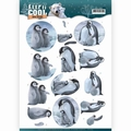 Amy Design knipvel Keep it Cool - Cool Penguin CD11203