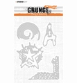 Studio Light Snijmal Grunge 151   STENCILSL151