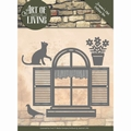 Jeanine's Art Snijmal Art of Living-Home sweet Home JAD10054