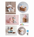 Marianne Design Knipvel Ilse's Funny's Baby VK9574