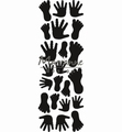 Marianne Design Craftables Punch Die Hands & Feet CR1457