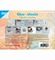 Joy Crafts Glue Sheets, 8 x A5 formaat 6500/0034