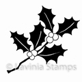 Lavinia Clear Stamp Mini Holly LAV510