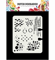 Dutch Doobadoo Dutch Mask Art Rollerdex Pattern 470.715.900