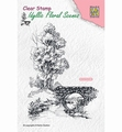 Nellie Snellen Clear Stamp Scene Stream & Bridge IFS011