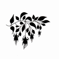 Lavinia Clear Stamp Fuchsia LAV157